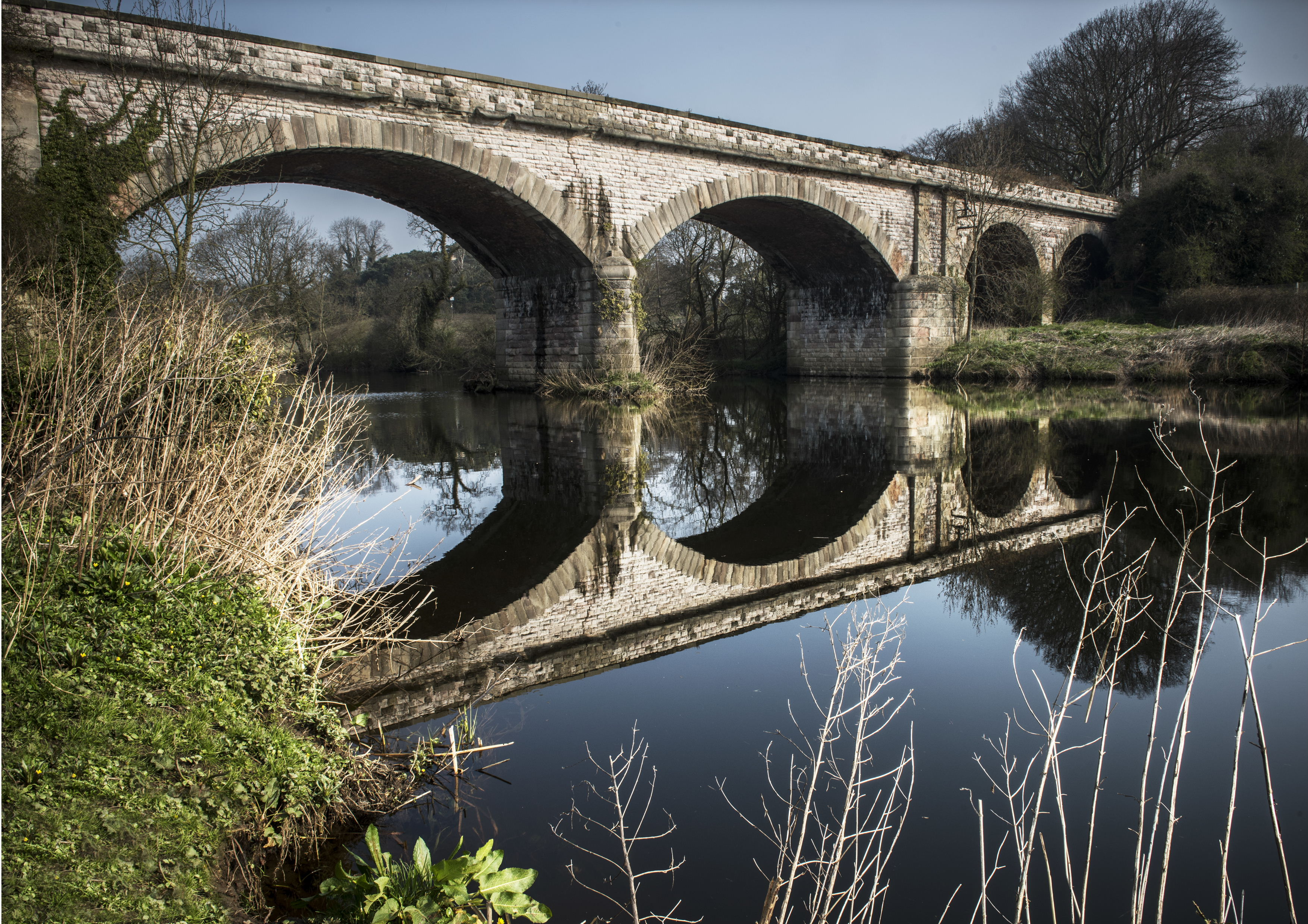 Image of Tadcaster Bridge