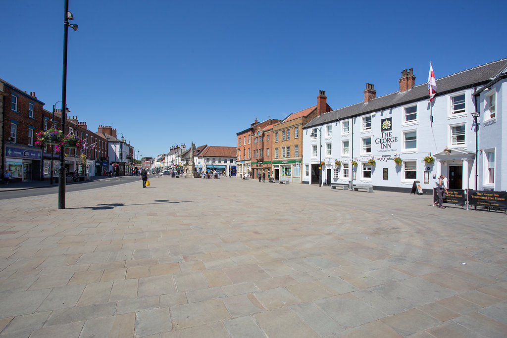 Image of Selby Market Place