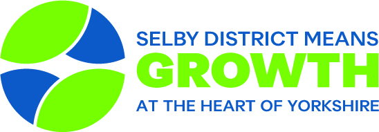 Selby District Means Growth Logo