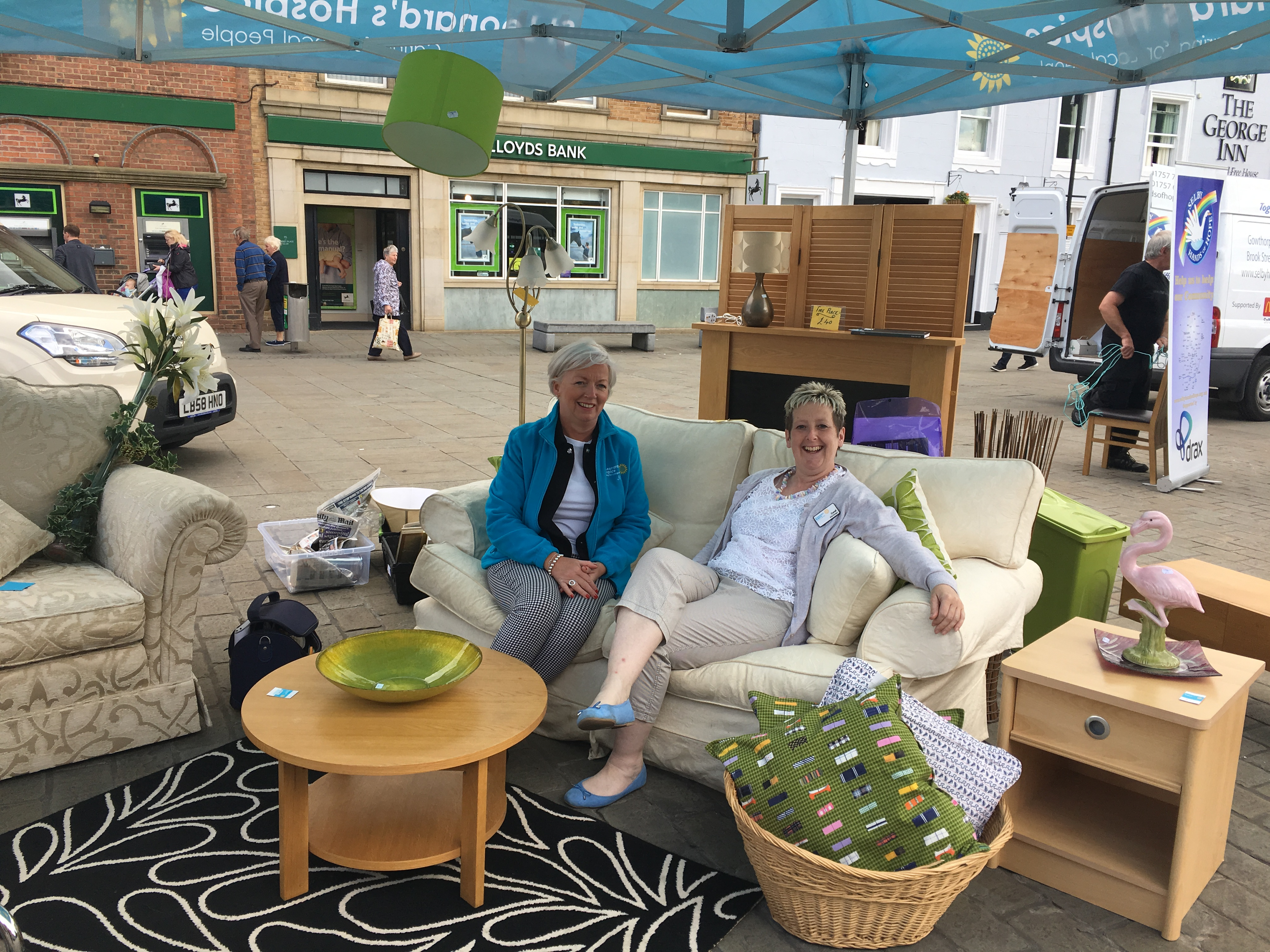 Could Your Furniture Be Used By Someone Else? If So, It Could Be Collected  Free.