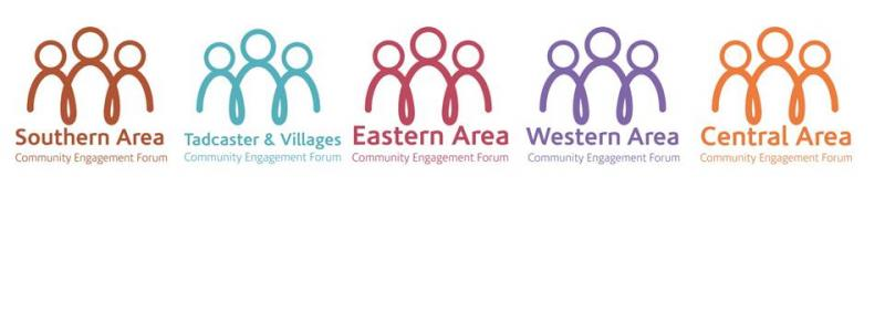 Community Engagement Forums (CEFs) Logos