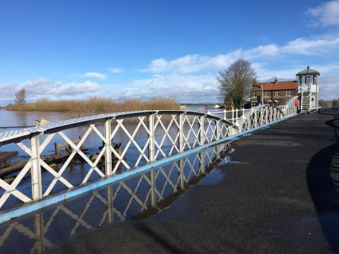 Image of Cawood Bridge