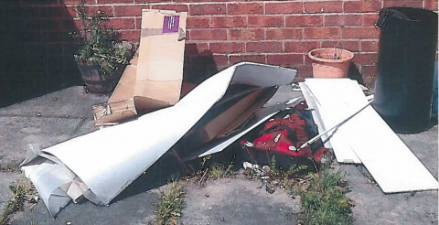 Image of fly-tipping