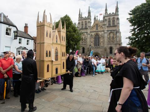 One of the Selby 950 cultural events