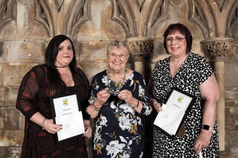 Shining Stars Volunteer of the Year finalists