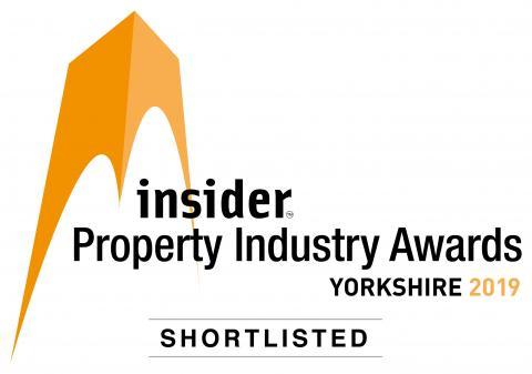 Insider Property Industry Awards Yorkshire 2019 logo