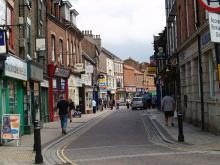 Image of Finkle Street in Selby