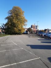Image of back Micklegate Car park