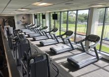 New look leisure centre