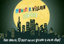 Monster Safari trail