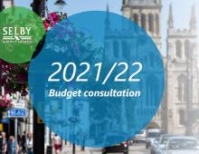 Budget proposals front cover