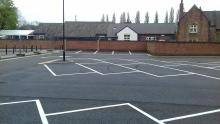 Image of New Lane car park